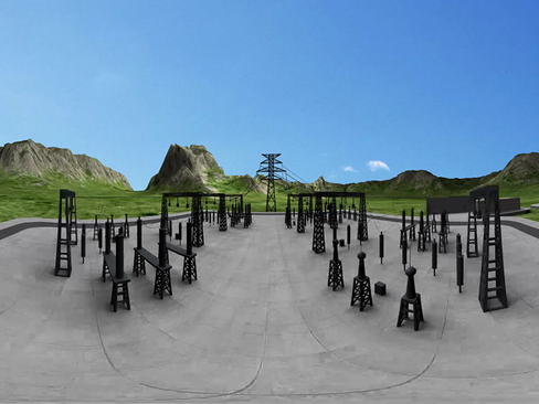 KEPCO VR체험