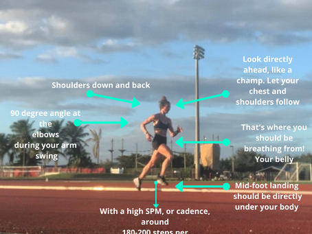 7 Tips To Help You Master Your Running Form
