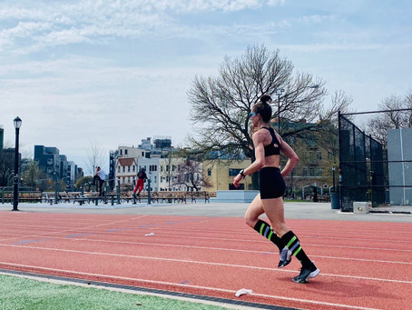 Improve Your Running Form + Become a Faster Runner With These 3 Stride Workouts
