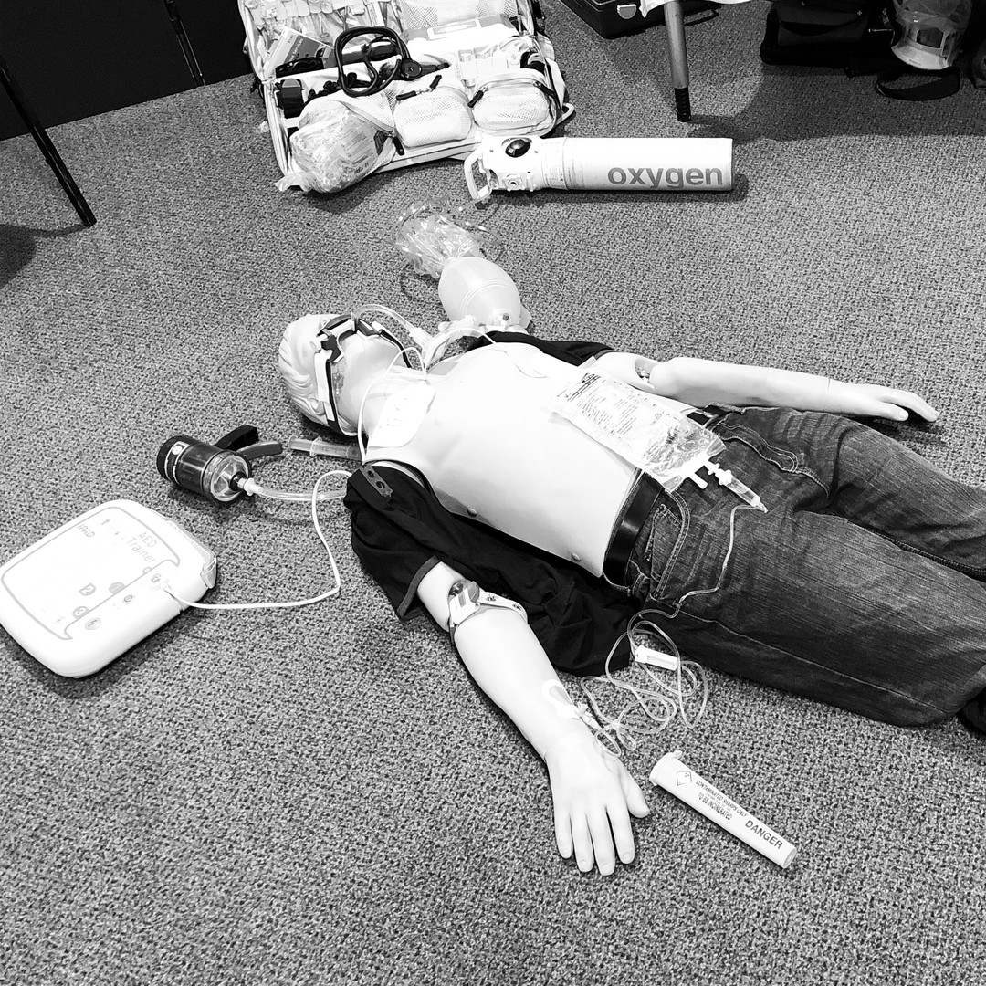 ILS CPR training