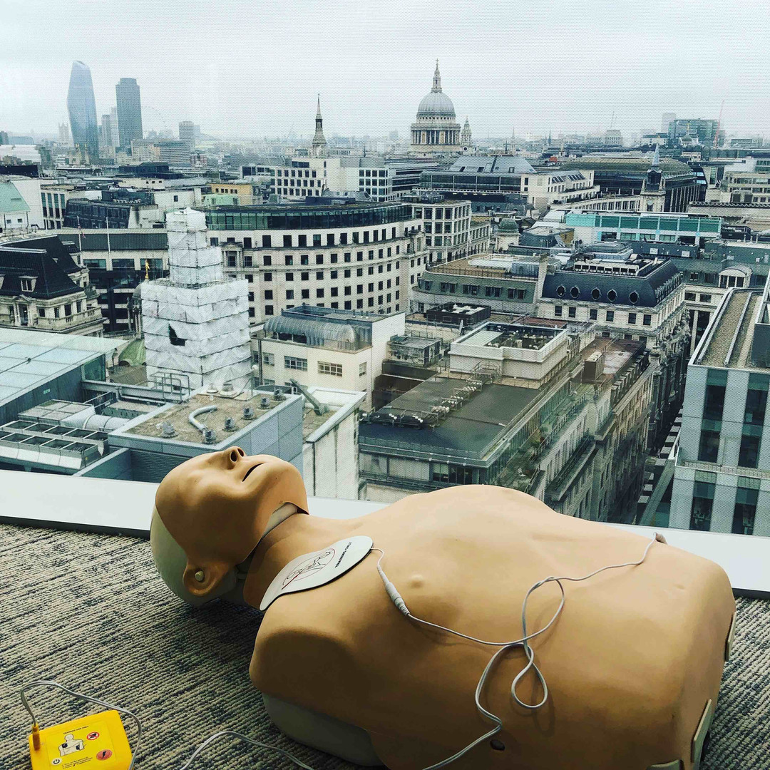 AED in the city