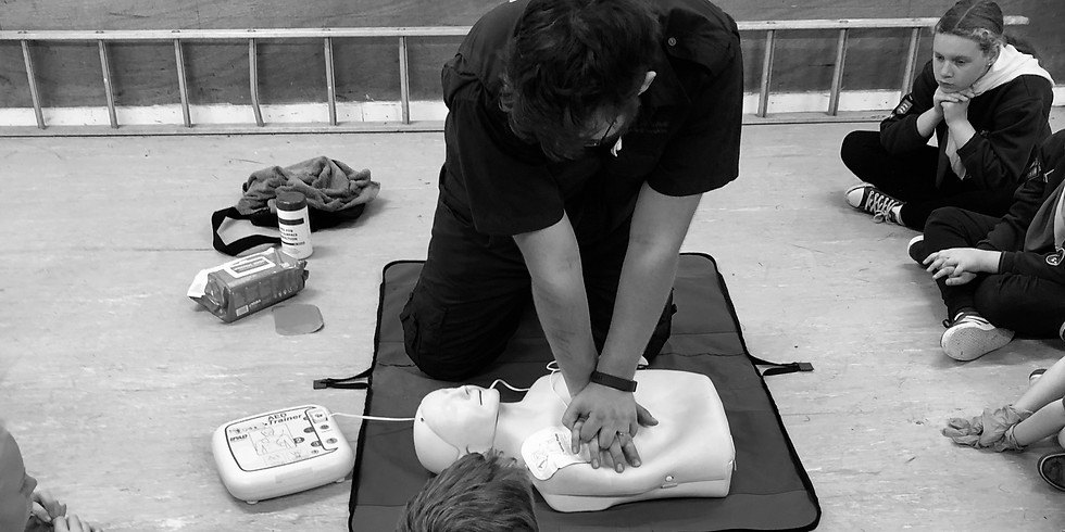 Emergency First Aid at Work - 1 Day - Feb 20 - Weekend
