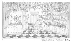 Mad Hatter Shop ©Disney