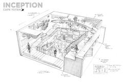 Inception theme cafe design 2