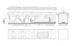 Old Train restaurant