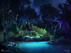 Maleficent Treat trail