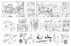 sketches for desig