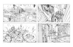 sketches for design
