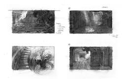 Pan's Labyrinth - sketches