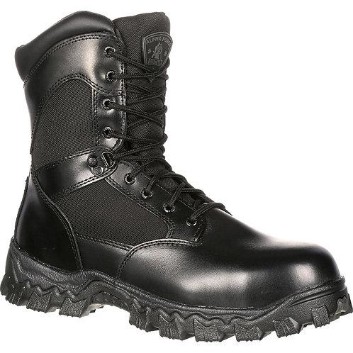 Rocky AlphaForce Zipper Waterproof Duty Boot 2173
