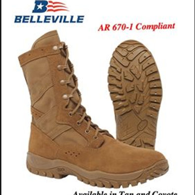 Bellevie ONE XERO™ C320 Ultra Light Assault Boot