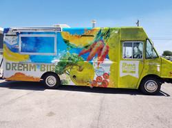 Custom School Board Food Truck