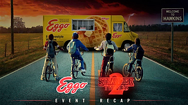 Eggo Custom Food Truck For Sale