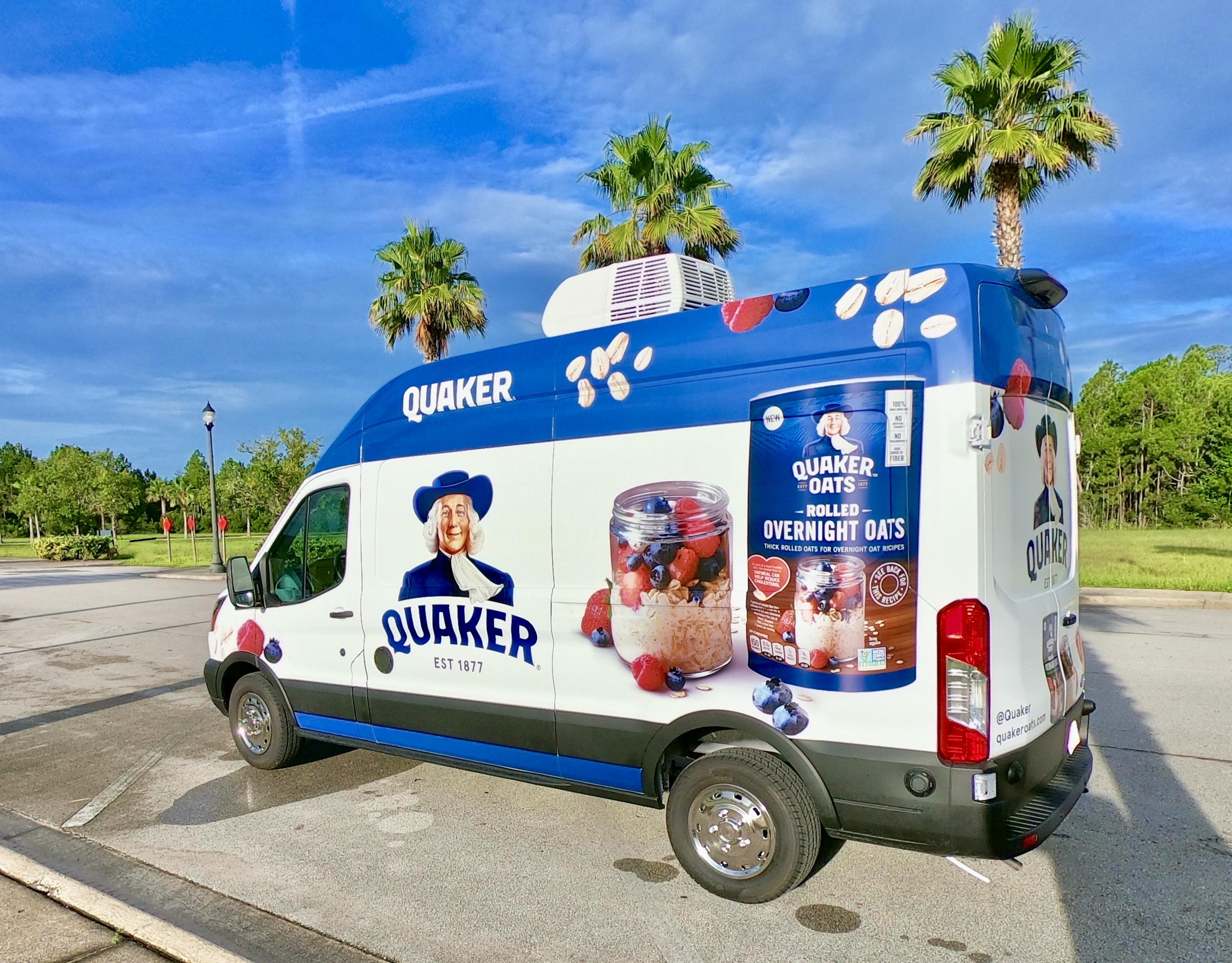 Sprinter Food Truck