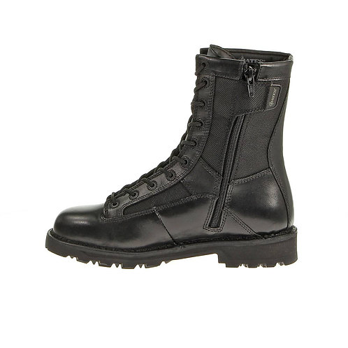"Bates 8"" DuraShocks® Lace-to-toe Side Zip Boot"