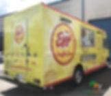 Eggo Waffle Food Truck For Sale