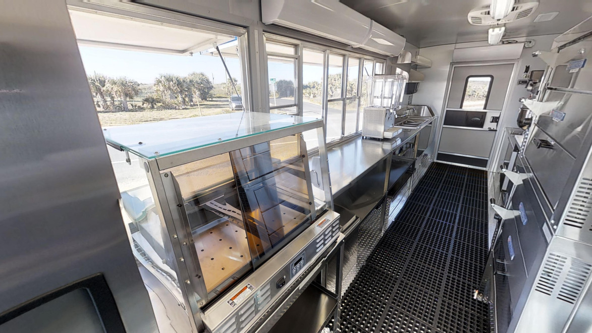 Custom Displays For Food Trucks
