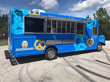 Auntie Annes Charlotte Food Truck For Sale