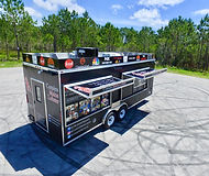 New Concession Trailer For Sale
