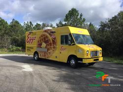 Eggo Waffle Food Truck