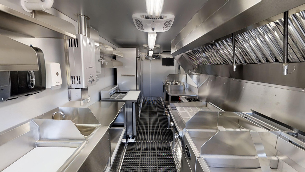 Stainless Kitchens