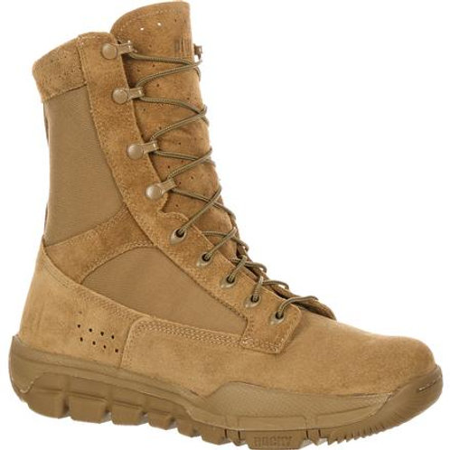 Rocky Lightweight Commercial Military Boot RKC 042