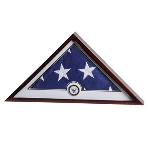 Navy Casket Flag Case