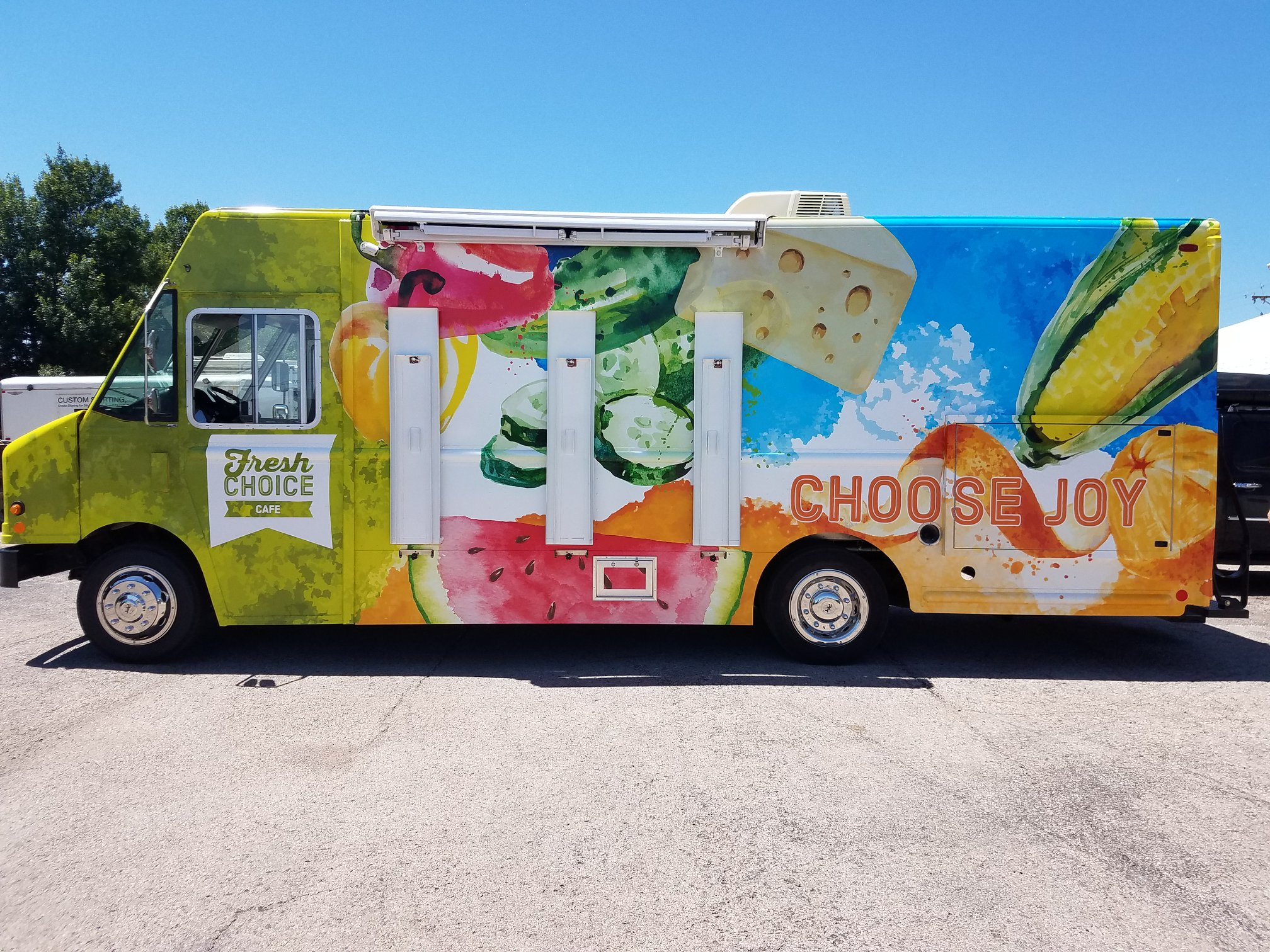 Rapid City School Board Food Truck