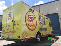 Custm Food Truck For Sale