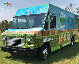 Promotional Food Truck For Sale