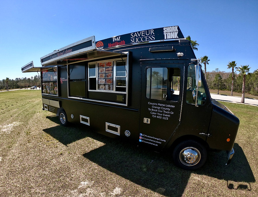 Food Truck for Sale   Palm Coast   Premier Food Trucks