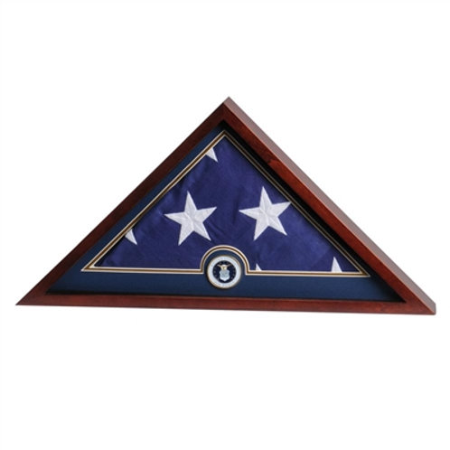 Air Force Casket flag case