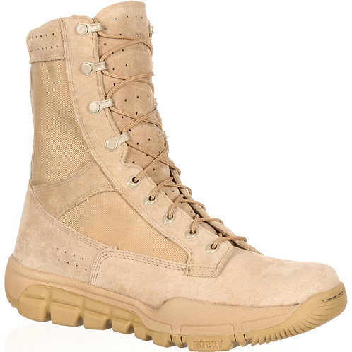 Rocky Lightweight Commercial Military Boot, RKC041