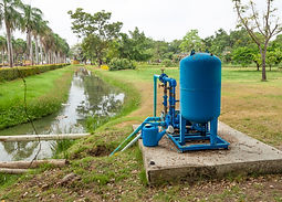 Irrigatin Pump