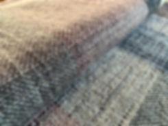 julie stephenson skeinydipping hand woven blanket designer artisan.