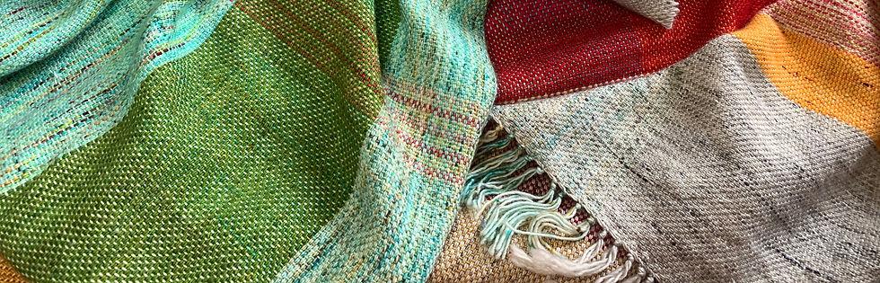 Julie stephenson skeinydipping artisan balnket bhutan