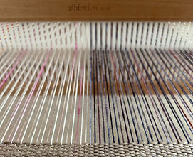 Rigid heddle loom. Designer gift.
