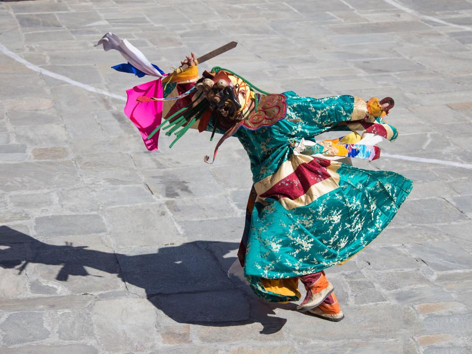Mongar Festival Bhutan