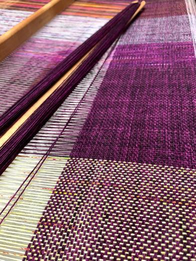 Roadtrip Bhutan inspired blanket