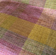 Morrocco inspired my handwoven blanket
