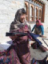Weavers in Bhutan
