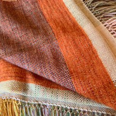 Julie Stephenson Skeinydipping handwoven