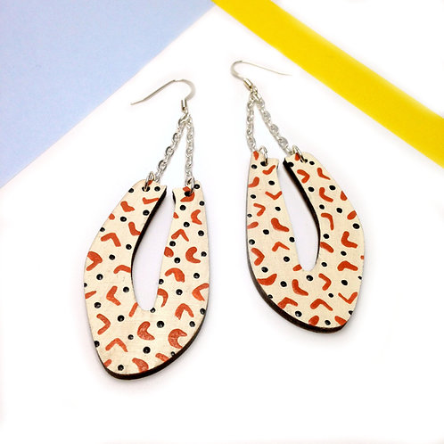 Statement Petalo Earrings