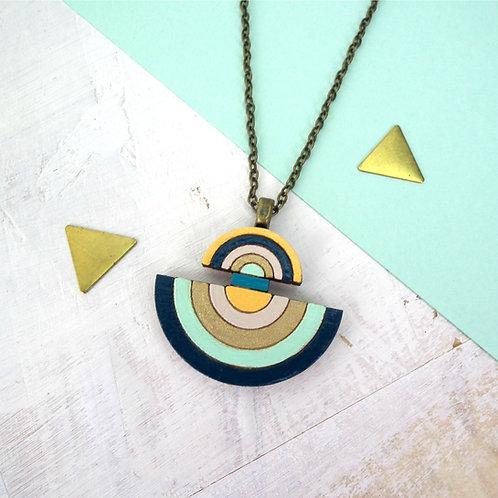 Egyptian Arc Necklace