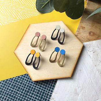 Wave Stud Earrings.JPG