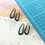 Thumbnail: Wave Stud Earrings