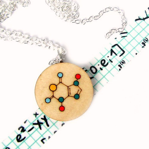Chemical Formula For Chocolate Necklace