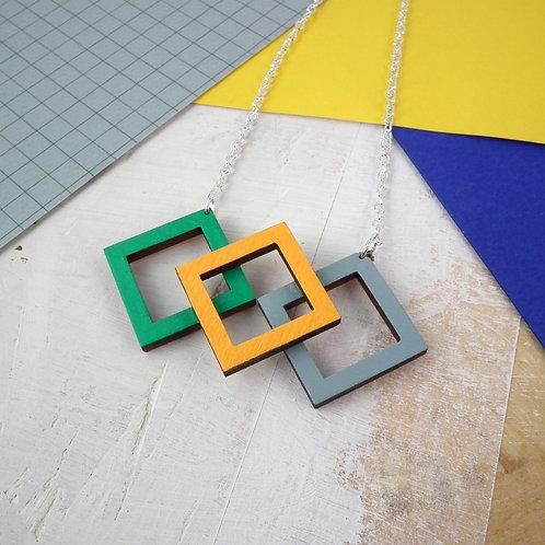 Cubic Necklace