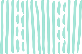 Mint Geometric Pattern
