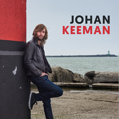 Johan Keeman - EP